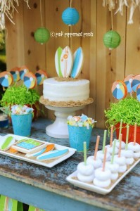 Disney Teen Beach Movie Party via Kara's Party Ideas Kara'sPartyIdeas.com #Surf #Party #TeenBeachMovie #Ideas #Supplies #Disney (12)