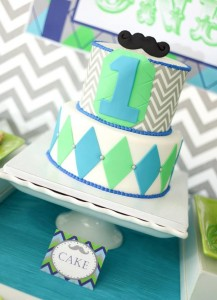 Little Man Mustache Bash via Kara's Party Ideas | Kara'sPartyIdeas.com #Mustache #Party #Ideas #Supplies #MustacheCake (6)