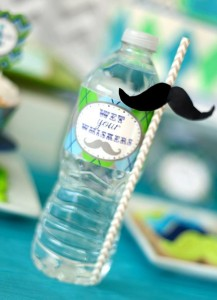 Little Man Mustache Bash via Kara's Party Ideas | Kara'sPartyIdeas.com #Mustache #Party #Ideas #Supplies #MustacheCake (5)