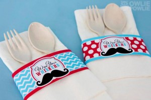 Little Man Mustache Baby Shower via Kara's Party Ideas | Kara'sPartyIdeas.com #Mustache #1stBirthday #PartyIdeas #Supplies (2)