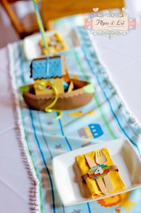Noah's Ark Party via Kara's Party Ideas Kara'sPartyIdeas.com #NoahsArk #Zoo #Safari #PartyIdeas #Supplies (11)