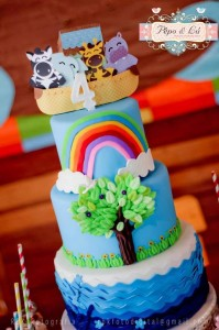 Noah's Ark Party via Kara's Party Ideas Kara'sPartyIdeas.com #NoahsArk #Zoo #Safari #PartyIdeas #Supplies (25)