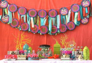 Girly Owl Party via Kara's Party Ideas | Kara'sPartyIdeas.com #Girl #Owl #Woodland #PartyIdeas #Supplies (12)