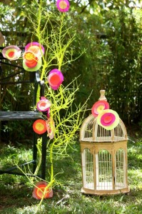 Girly Owl Party via Kara's Party Ideas | Kara'sPartyIdeas.com #Girl #Owl #Woodland #PartyIdeas #Supplies (9)