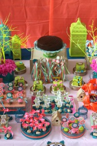Girly Owl Party via Kara's Party Ideas | Kara'sPartyIdeas.com #Girl #Owl #Woodland #PartyIdeas #Supplies (24)