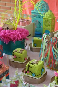 Girly Owl Party via Kara's Party Ideas | Kara'sPartyIdeas.com #Girl #Owl #Woodland #PartyIdeas #Supplies (6)