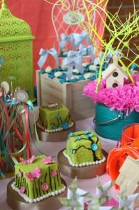 Girly Owl Party via Kara's Party Ideas | Kara'sPartyIdeas.com #Girl #Owl #Woodland #PartyIdeas #Supplies (3)