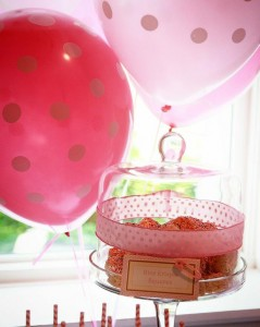 Pink Baby Sprinkle via Kara's Party Ideas Kara'sPartyIdeas.com #BabyShower #Girly #PartyIdeas #Supplies (5)