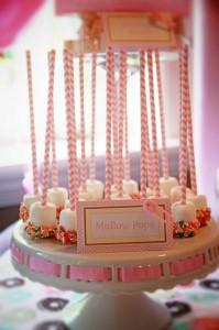 Pink Baby Sprinkle via Kara's Party Ideas Kara'sPartyIdeas.com #BabyShower #Girly #PartyIdeas #Supplies (11)