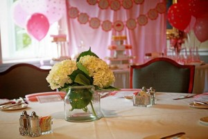 Pink Baby Sprinkle via Kara's Party Ideas Kara'sPartyIdeas.com #BabyShower #Girly #PartyIdeas #Supplies (9)