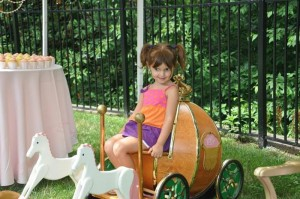 Castle Pony Party via Kara's Party Ideas Kara'sPartyIdeas.com #Castles #Ponies #PartyIdeas #Supplies #Carriages (5)