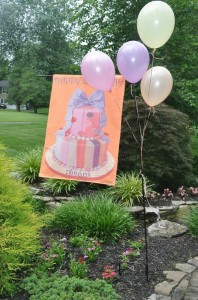 Castle Pony Party via Kara's Party Ideas Kara'sPartyIdeas.com #Castles #Ponies #PartyIdeas #Supplies #Carriages (15)