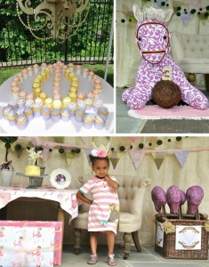 Castle Pony Party with CUTE Ideas via Kara's Party Ideas Kara'sPartyIdeas.com #Castles #Ponies #PartyIdeas #Supplies #Carriages (1)