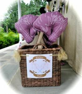 Castle Pony Party via Kara's Party Ideas Kara'sPartyIdeas.com #Castles #Ponies #PartyIdeas #Supplies #Carriages (10)