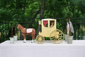 Castle Pony Party via Kara's Party Ideas Kara'sPartyIdeas.com #Castles #Ponies #PartyIdeas #Supplies #Carriages (9)