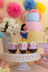 Disney Princess Party via Kara's Party Ideas | Kara'sPartyIdeas.com #DisneyPrincess #PartyIdeas #Supplies #SnowWhite #Cinderella (31)