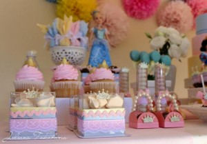 Disney Princess Party via Kara's Party Ideas | Kara'sPartyIdeas.com #DisneyPrincess #PartyIdeas #Supplies #SnowWhite #Cinderella (14)