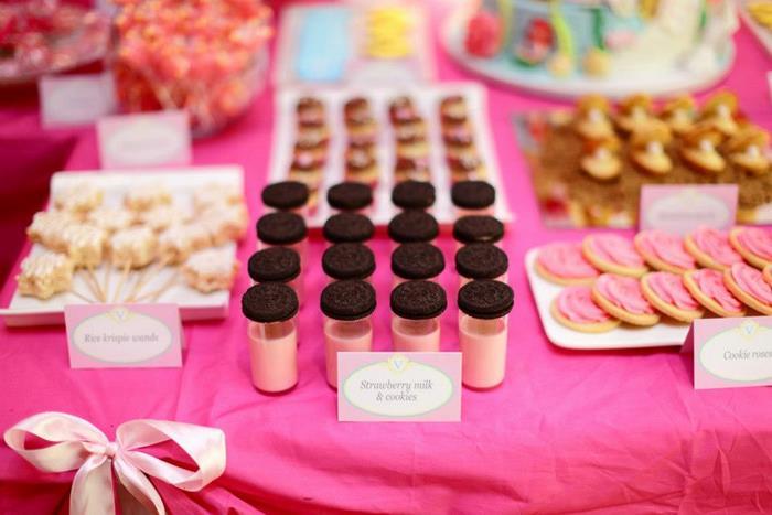 Kara S Party Ideas Princess Fairy Tale Party Via Kara S
