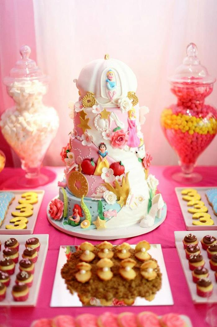 Kara S Party Ideas Princess Fairy Tale Party Via Kara S
