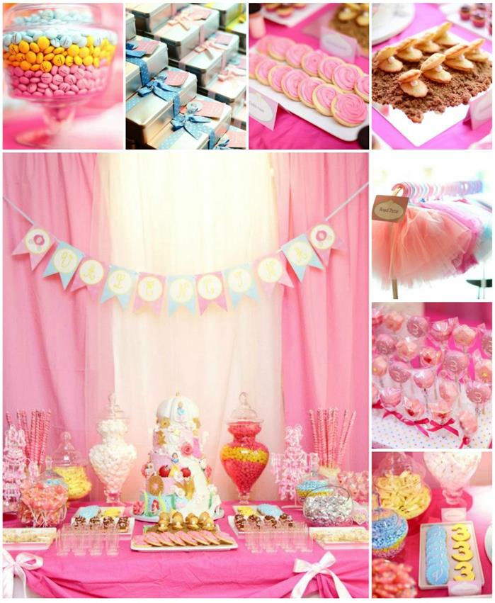 Princess Fairy Tale Party With Lots Of Cute Ideas Via Kara S