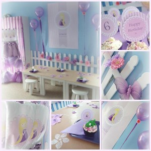 Rapunzel Inspired Birthday Party Full of Cute Ideas via Kara's Party Ideas | Kara'sPartyIdeas.com #Rapunzel #Tangled #Disney #Party #Ideas #Supplies (11)