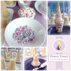 Rapunzel Inspired Birthday Party Full of Cute Ideas via Kara's Party Ideas | Kara'sPartyIdeas.com #Rapunzel #Tangled #Disney #Party #Ideas #Supplies (2)