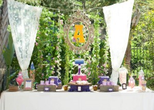 Rapunzel + Tangled Party with Lots of CUTE Ideas via Kara's Party Ideas | Kara'sPartyIdeas.com #Disney #Tangled #Party #Ideas #Supplies (26)