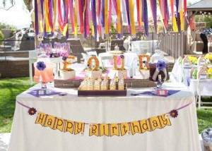Rapunzel + Tangled Party with Lots of CUTE Ideas via Kara's Party Ideas | Kara'sPartyIdeas.com #Disney #Tangled #Party #Ideas #Supplies (9)