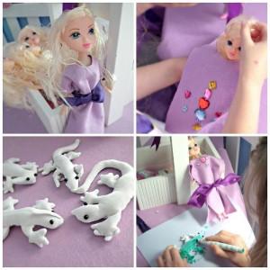 Rapunzel Inspired Birthday Party Full of Cute Ideas via Kara's Party Ideas   Kara'sPartyIdeas.com #Rapunzel #Tangled #Disney #Party #Ideas #Supplies (5)