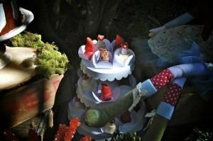 Little Red Riding Hood Birthday Party via Kara's Party Ideas | Kara'sPartyIdeas #LittleRedRidingCap #RedRidingHood #BigBadWolf #PartyIdeas #Supplies (8)