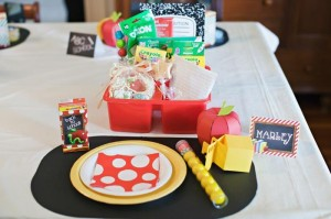 Back To School Party via Kara's Party Ideas Kara'sPartyIdeas.com #School #Party #Ideas #ReadAThon #Supplies (5)