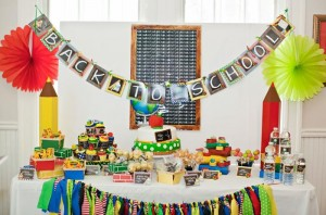 Back To School Party via Kara's Party Ideas Kara'sPartyIdeas.com #School #Party #Ideas #ReadAThon #Supplies (2)