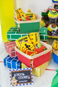 Back To School Party via Kara's Party Ideas Kara'sPartyIdeas.com #School #Party #Ideas #ReadAThon #Supplies (17)