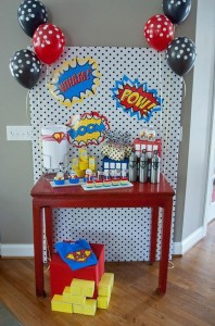 Superhero Party on a Budget via Kara's Party Ideas | Kara'sPartyIdeas.com #Superhero #BudgetFriendly #PartyIdeas #Supplies (39)