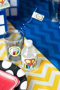 Superhero Party on a Budget via Kara's Party Ideas | Kara'sPartyIdeas.com #Superhero #BudgetFriendly #PartyIdeas #Supplies (28)