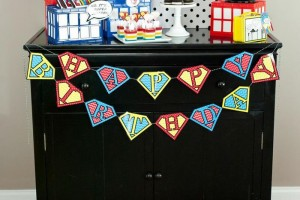 Superhero Party on a Budget via Kara's Party Ideas | Kara'sPartyIdeas.com #Superhero #BudgetFriendly #PartyIdeas #Supplies (22)