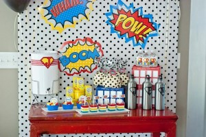 Superhero Party on a Budget via Kara's Party Ideas | Kara'sPartyIdeas.com #Superhero #BudgetFriendly #PartyIdeas #Supplies (37)