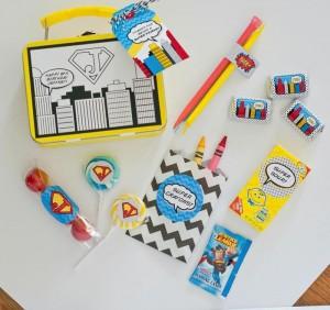 Superhero Party on a Budget via Kara's Party Ideas | Kara'sPartyIdeas.com #Superhero #BudgetFriendly #PartyIdeas #Supplies (13)