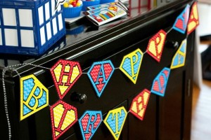 Superhero Party on a Budget via Kara's Party Ideas | Kara'sPartyIdeas.com #Superhero #BudgetFriendly #PartyIdeas #Supplies (12)