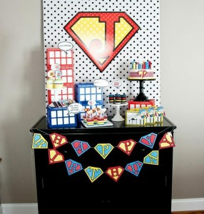 Superhero Party on a Budget via Kara's Party Ideas | Kara'sPartyIdeas.com #Superhero #BudgetFriendly #PartyIdeas #Supplies (8)