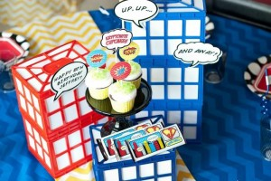 Superhero Party on a Budget via Kara's Party Ideas | Kara'sPartyIdeas.com #Superhero #BudgetFriendly #PartyIdeas #Supplies (5)
