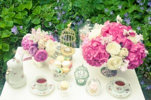 Tea Party Soiree with Lots of Darling Ideas via Kara's Party Ideas | Kara'sPartyIdeas.com #Garden #Floral #Tea #PartyIdeas #Supplies (26)