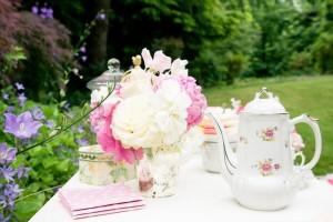 Tea Party Soiree with Lots of Darling Ideas via Kara's Party Ideas | Kara'sPartyIdeas.com #Garden #Floral #Tea #PartyIdeas #Supplies (11)