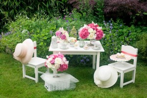 Tea Party Soiree with Lots of Darling Ideas via Kara's Party Ideas | Kara'sPartyIdeas.com #Garden #Floral #Tea #PartyIdeas #Supplies (7)