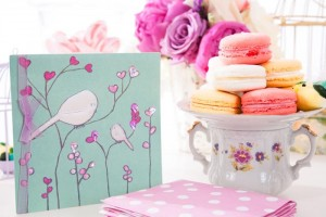 Tea Party Soiree with Lots of Darling Ideas via Kara's Party Ideas | Kara'sPartyIdeas.com #Garden #Floral #Tea #PartyIdeas #Supplies (5)