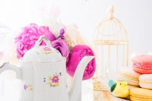 Tea Party Soiree with Lots of Darling Ideas via Kara's Party Ideas | Kara'sPartyIdeas.com #Garden #Floral #Tea #PartyIdeas #Supplies (2)