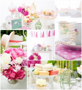 Tea Party Soiree with Lots of Darling Ideas via Kara's Party Ideas | Kara'sPartyIdeas.com #Garden #Floral #Tea #PartyIdeas #Supplies (1)