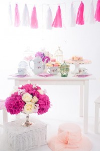 Tea Party Soiree with Lots of Darling Ideas via Kara's Party Ideas | Kara'sPartyIdeas.com #Garden #Floral #Tea #PartyIdeas #Supplies (23)
