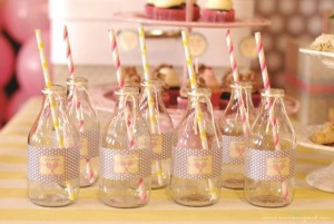 Tennis Birthday Party via Kara's Party Ideas Kara'sPartyIdeas.com #Sports #Tennis #Ideas #Supplies (10)