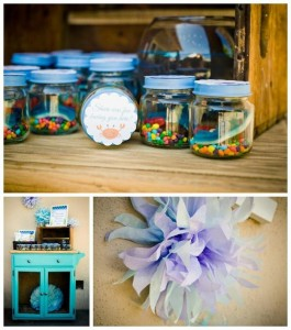 Under the Sea Water Party via Kara's Party Ideas Kara'sPartyIdeas.com #SeaCreatures #PartyIdeas #Supplies #Ocean #WaterFight #SummerPartyIdea (24)